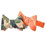 DUCK HUNT REVERSIBLE BOW TIE
