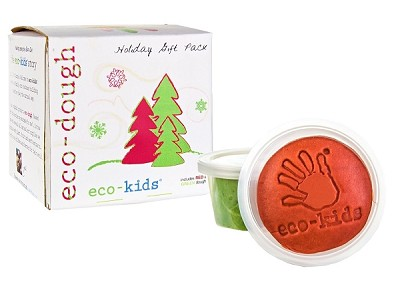 Eco-kids Eco-dough Natural Modeling Clay Holiday Gift  Eco Kids