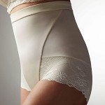 High Waisted French Knicker