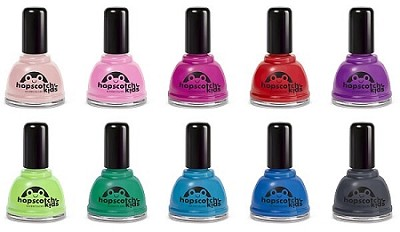 Hopscotch Kids Water Colors Nail Polish