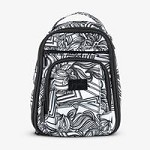 Mini BRB Be Right Back Backpack - Sketch