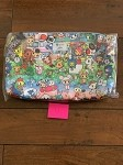 Team Toki - Be Quick  Jujube x tokidoki. Bag #4